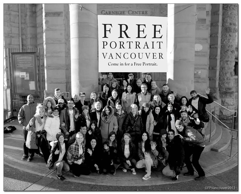 Kurtis Stewart Free Portrait Vancouver