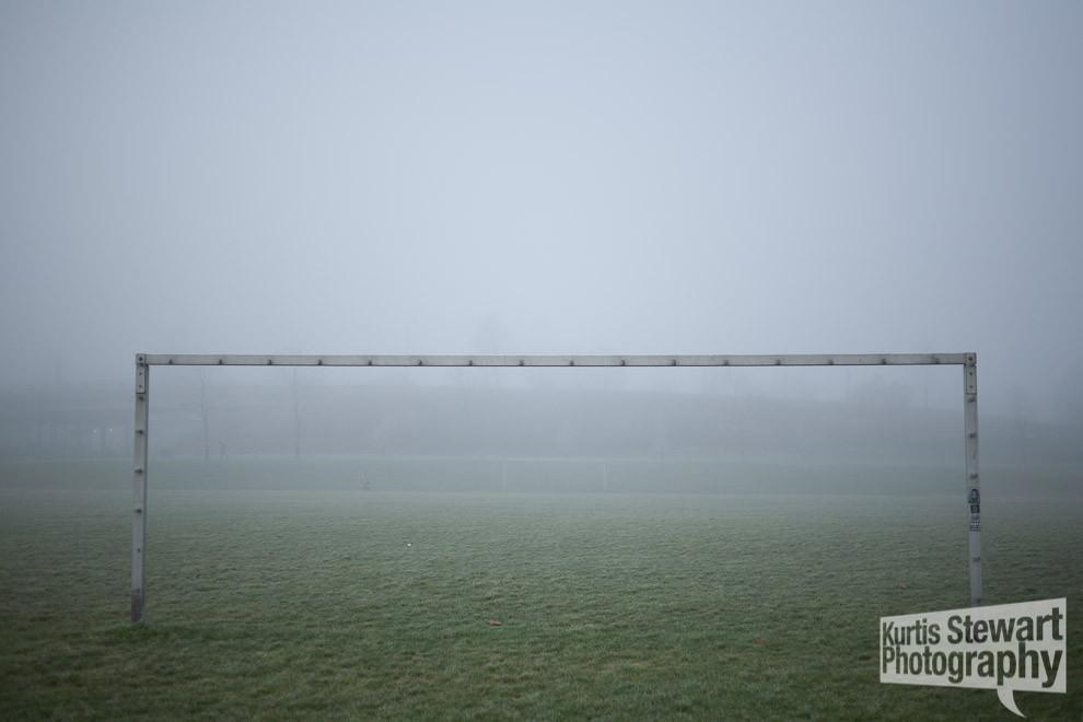 kurtis stewart fog walk soccer field