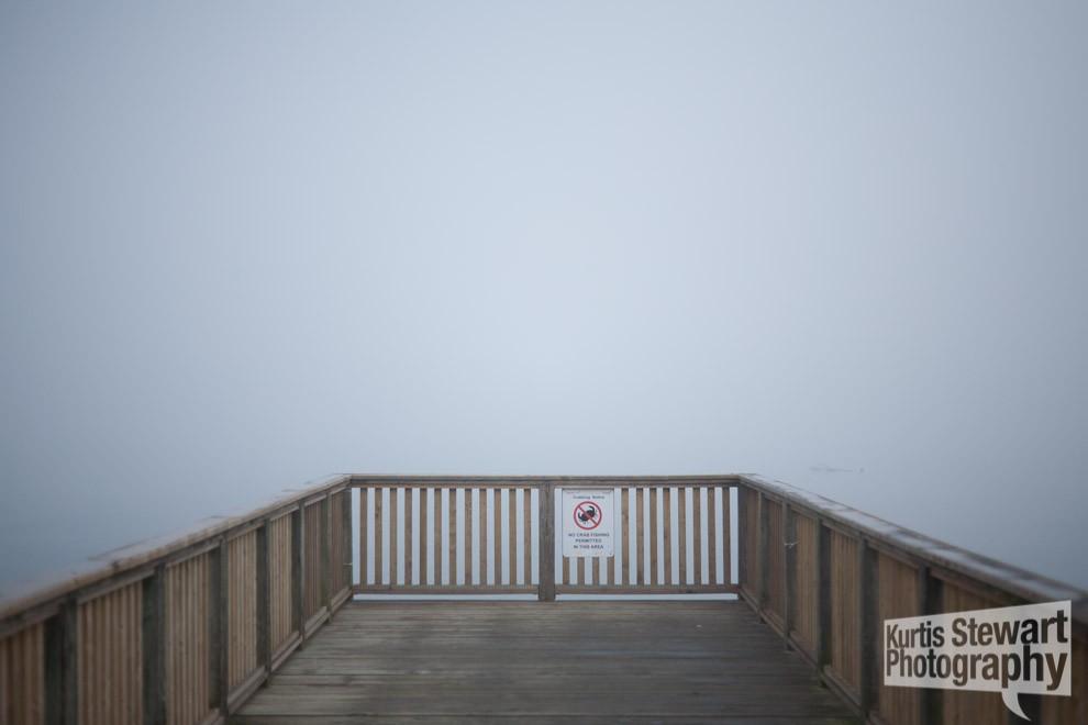 kurtis stewart fog walk dock