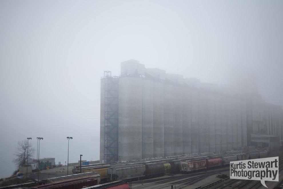 kurtis stewart fog walk industrial building